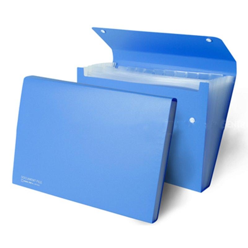 DOCUMENT FILE 2273 GA A4 BLUE KW KING JIM