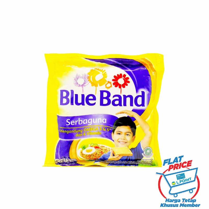 Blue Band Serbaguna Sachet 200G (Flat Price)