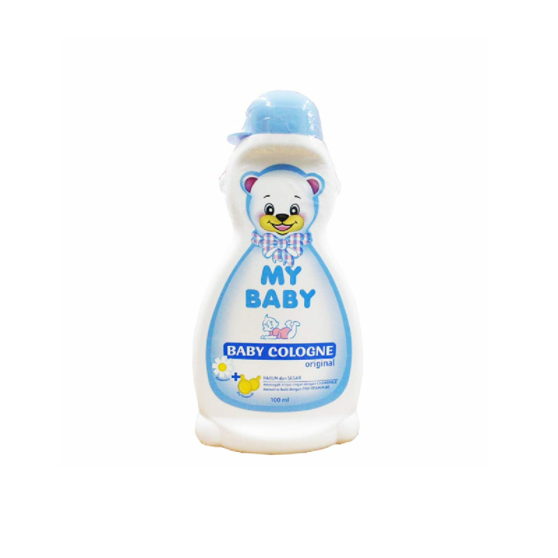 My Baby Cologne Original 100 Ml