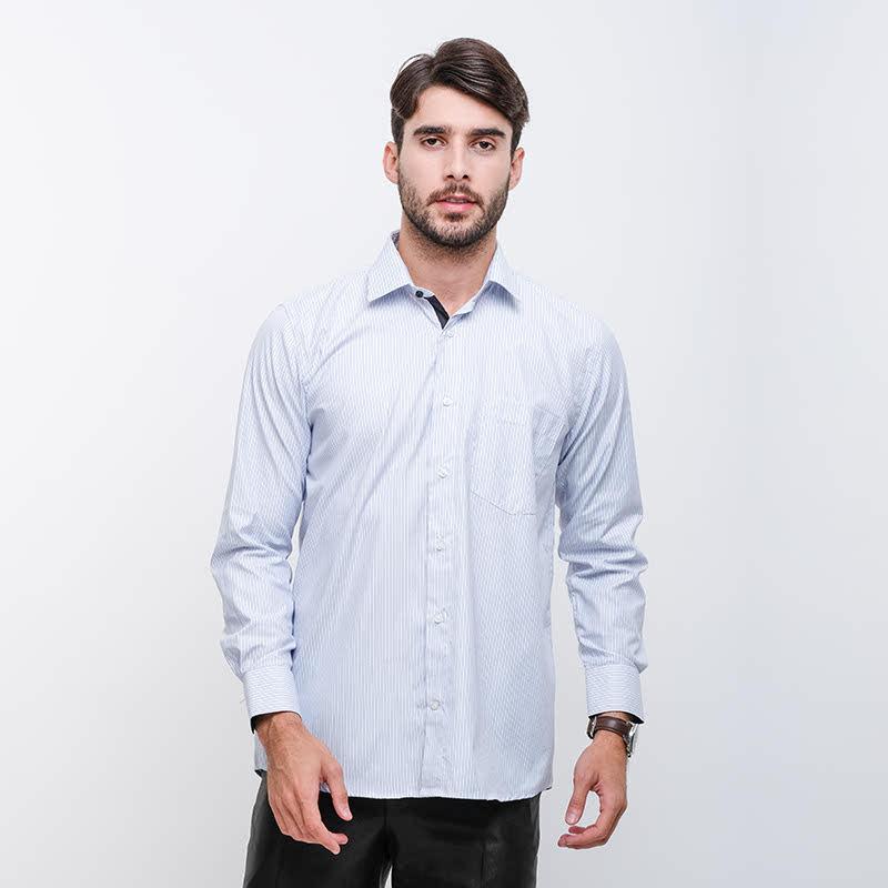 Gianni Visentin Regular Shirt Putih