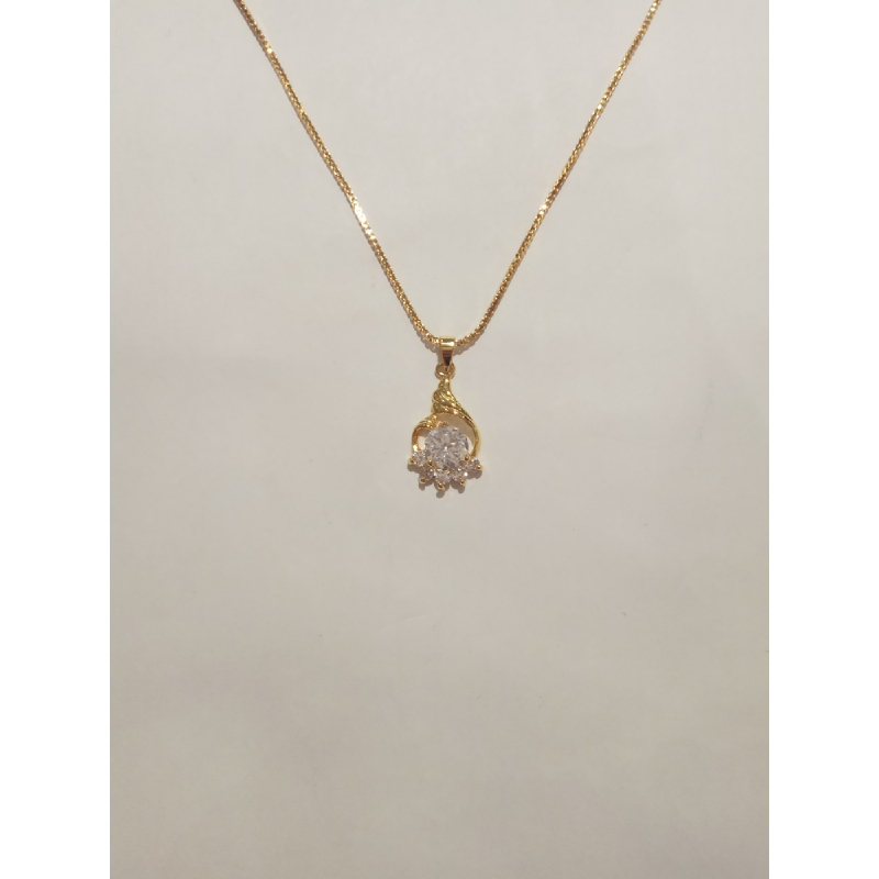 Ballin - Women Necklace FF N0117G Gold