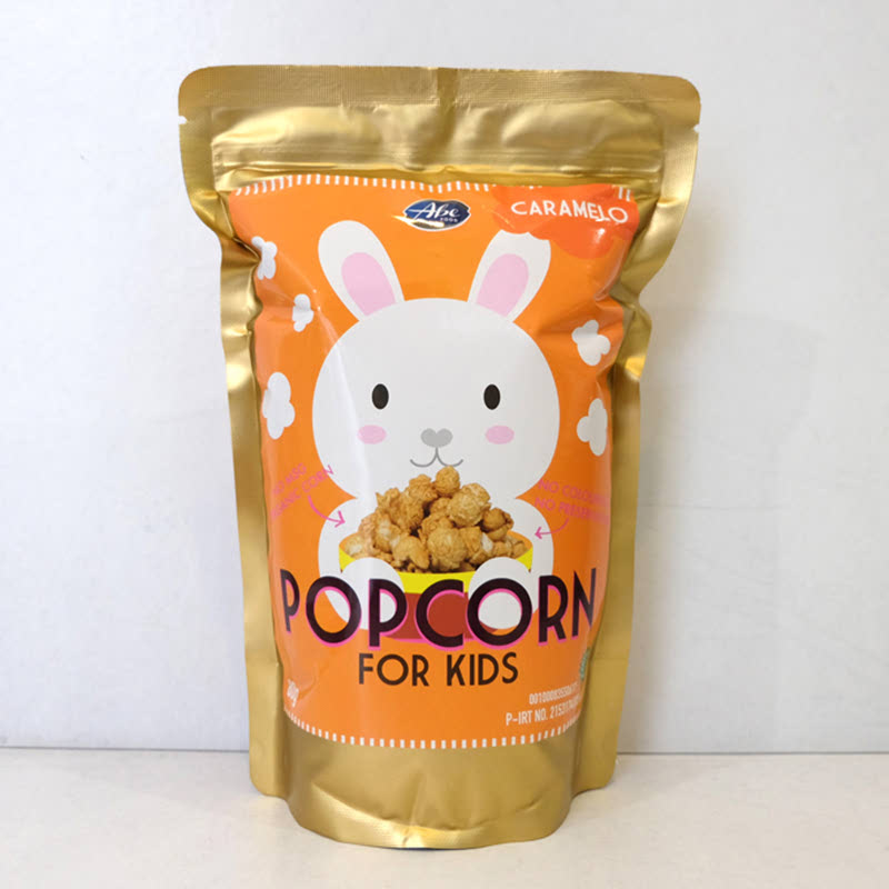 Abefood Caramelo Pop Corn For Kids