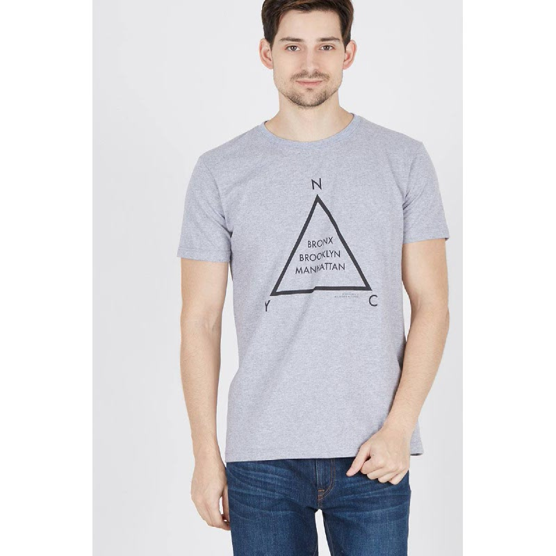 Mens T-Shirt Brooklyn Misty
