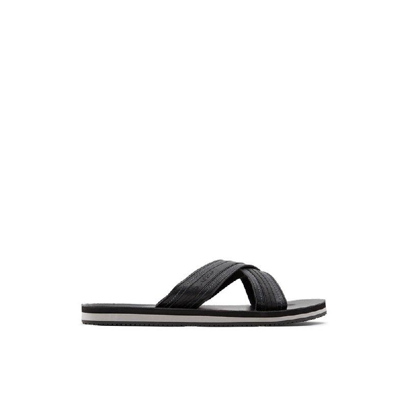 Aldo Men Footwear Sandals Pelowski-001-Black