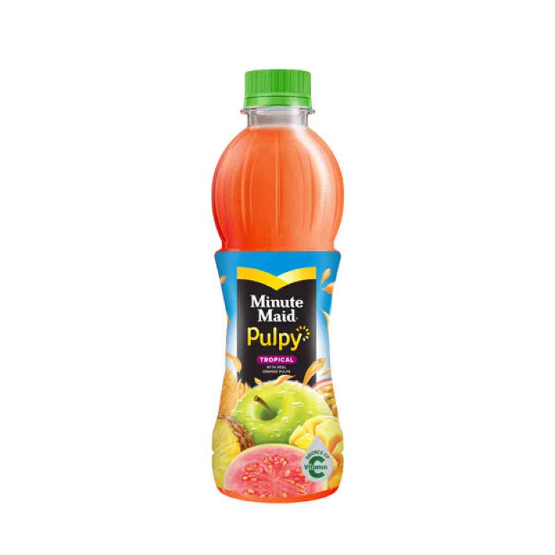 Minute Maid Pulpy Tropical 350 Ml
