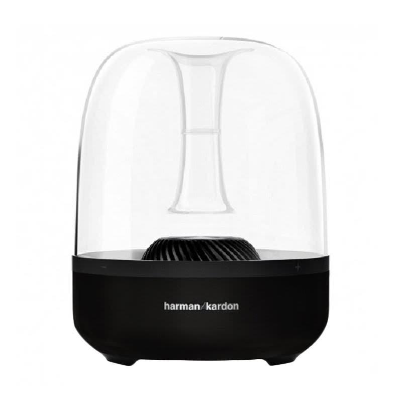 Aura Studio Bluetooth Speaker - Hitam