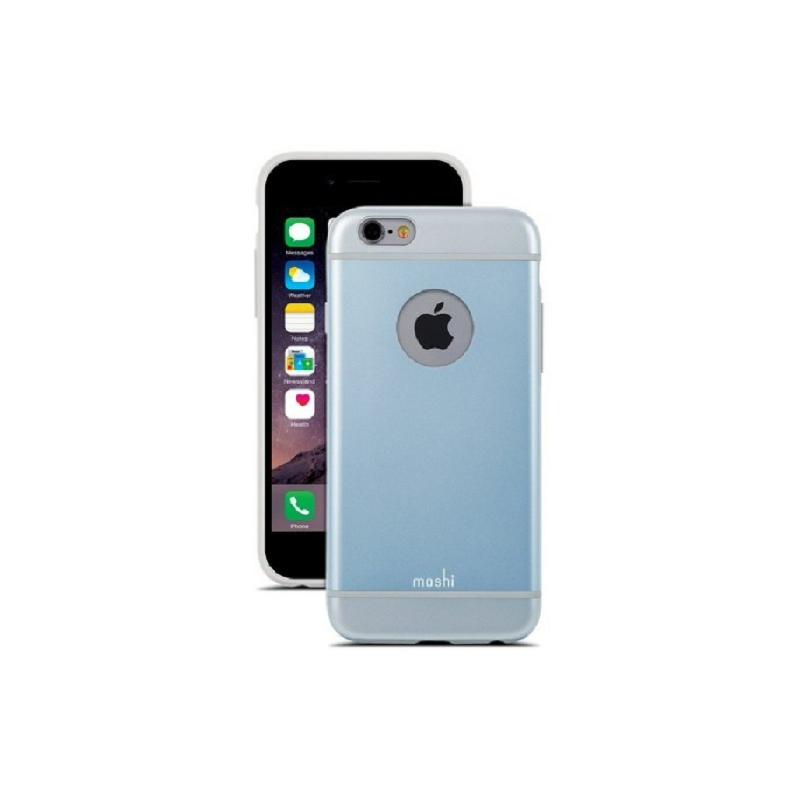Moshi iPhone 6&6s iGlaze - Biru