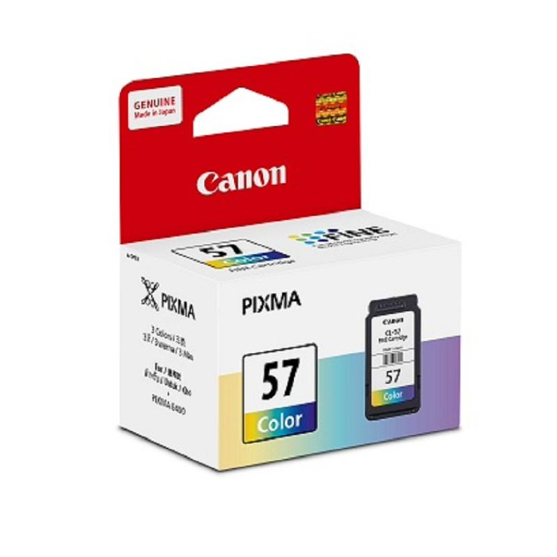 Canon CL-57s Colour Fine Cartridge for E400 | iLOTTE