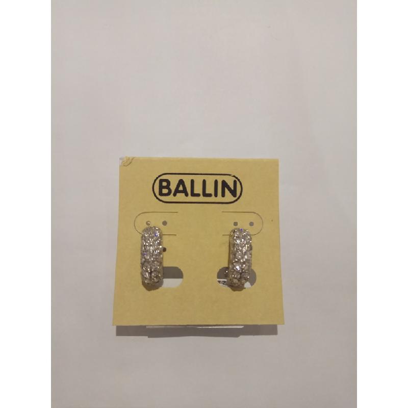 Ballin Women Earing GD-E22713S Silver