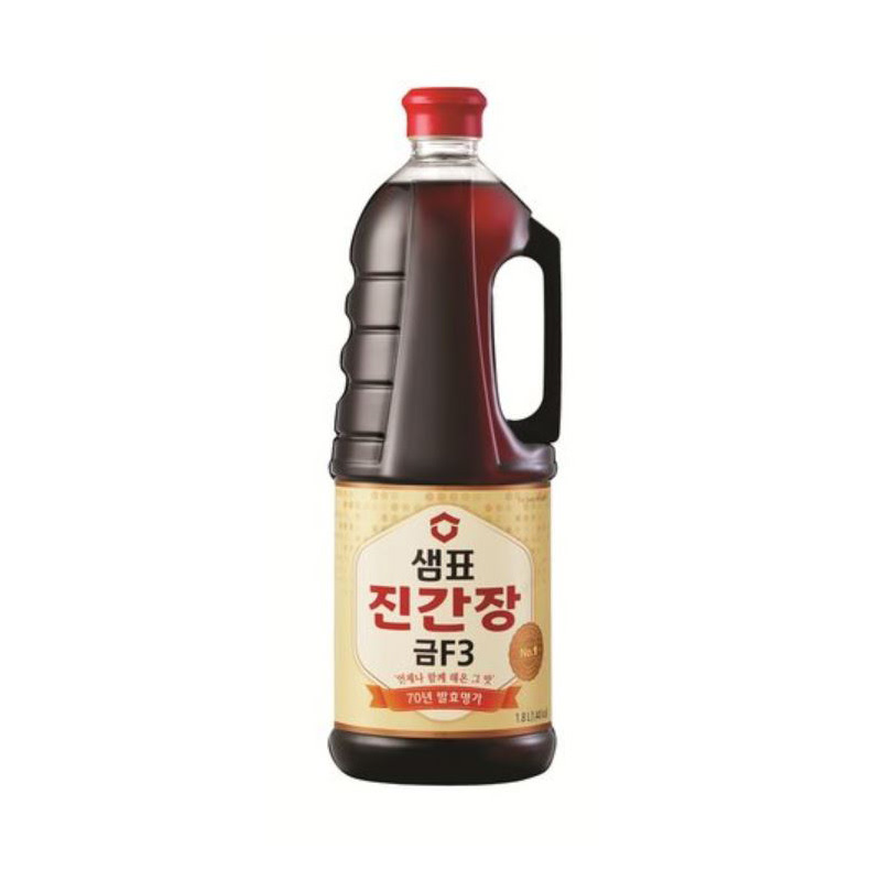 Soysauce Jin Gold F3 1.8 L