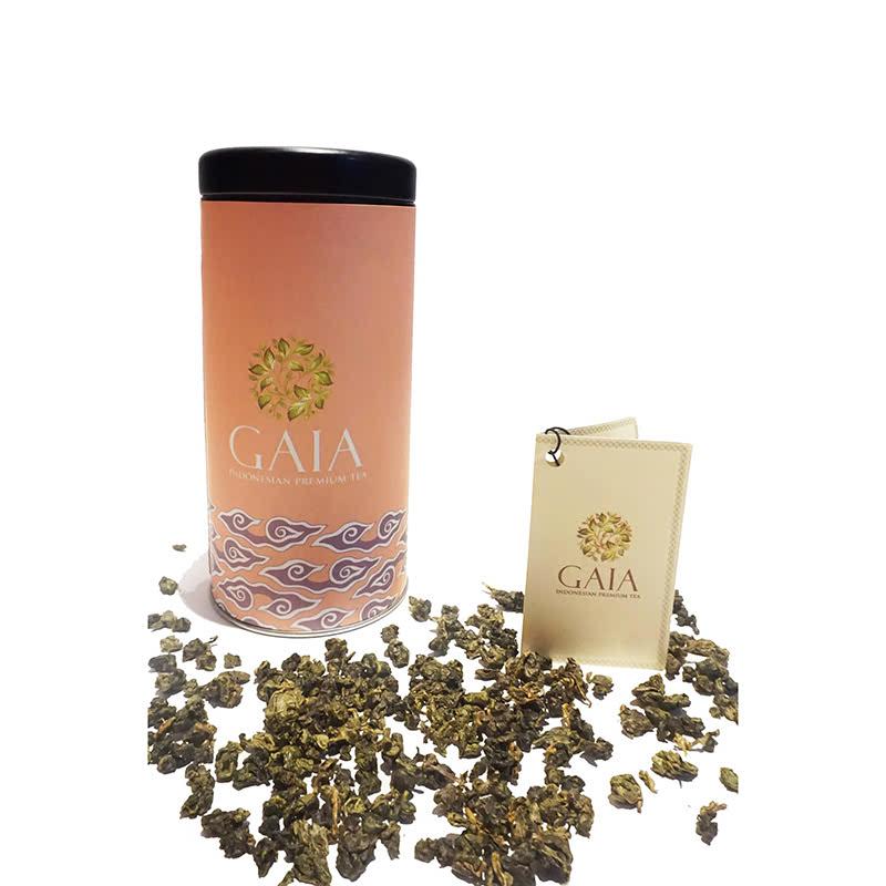 Gaia Tea - Oolong Kaleng Besar