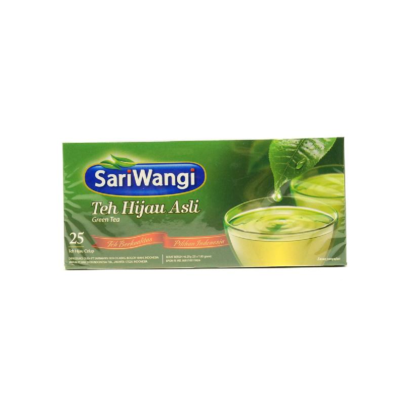 Sariwangi Greentea 25 X 185 Gr