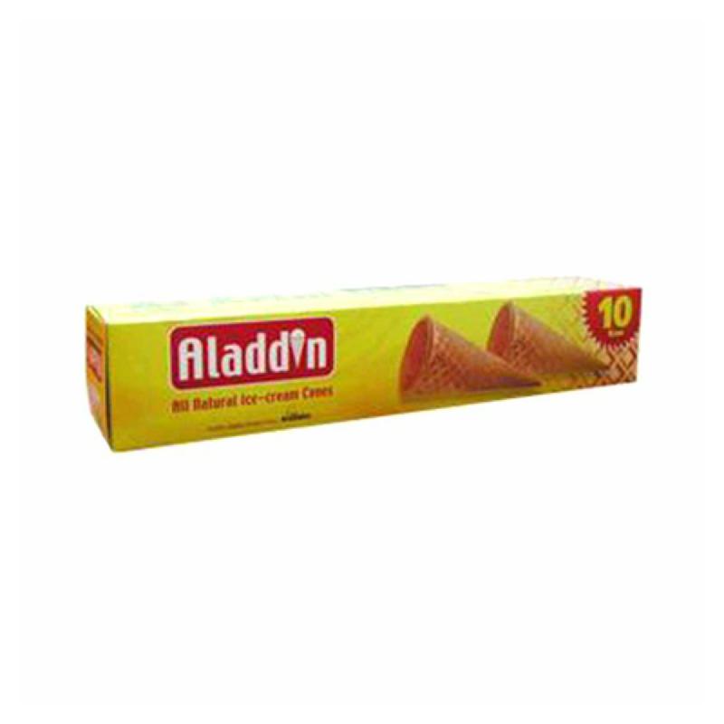 Aladdin Ice Cream Cone [10 Pcs]