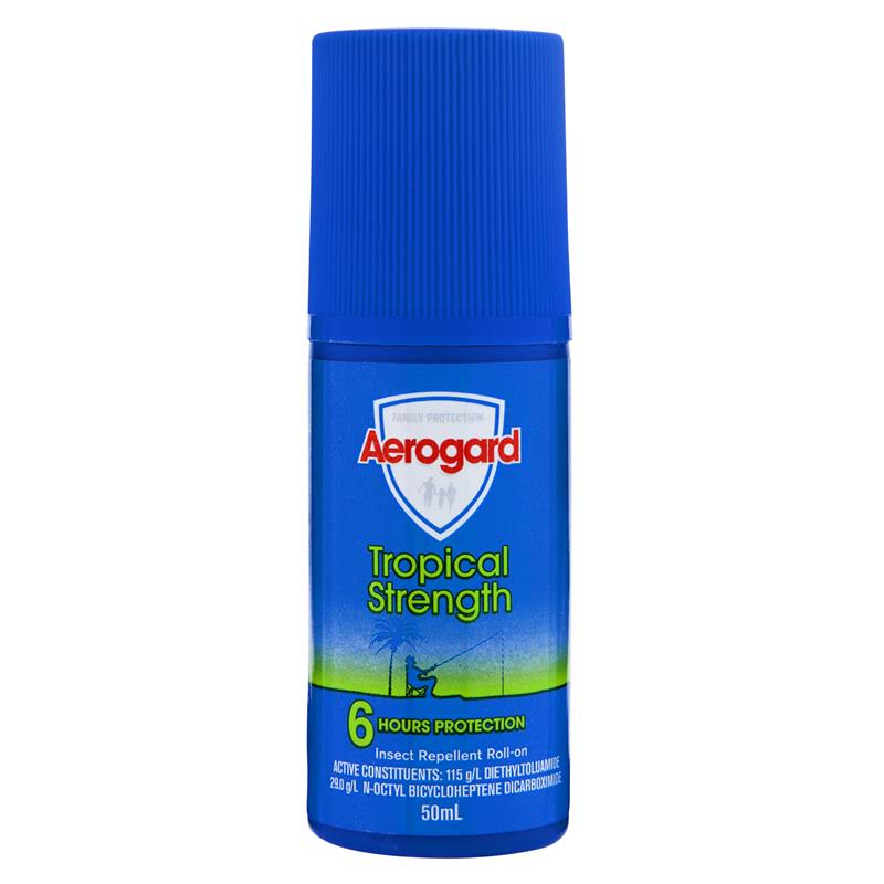 Aerogard Tropical Roll-On 50ml