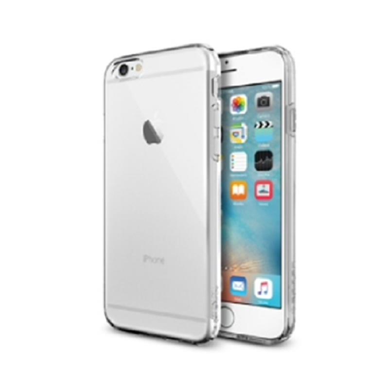 Spigen iPhone 6, 6S Case Capsule - Crystal Clear