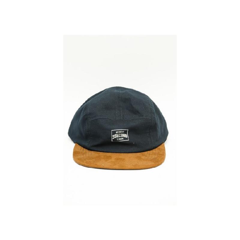 3Second Men Hat 0504 Blue