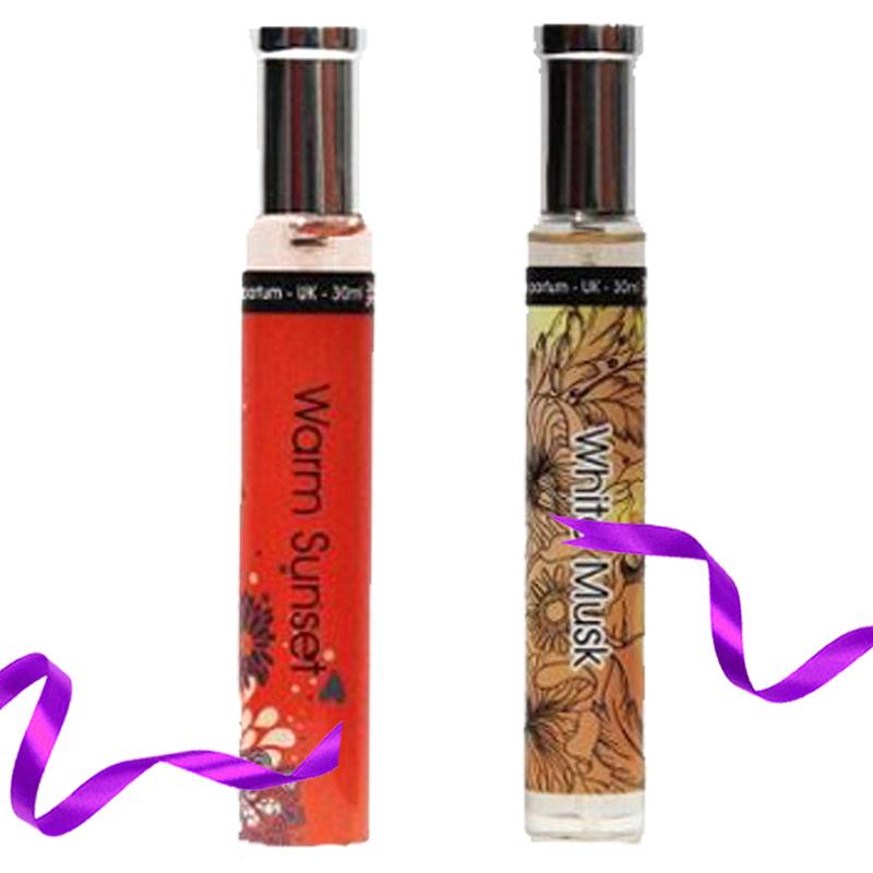 Alyxir Eau De Parfum Warm Sunset + Alyxir Eau De Parfum White Musk