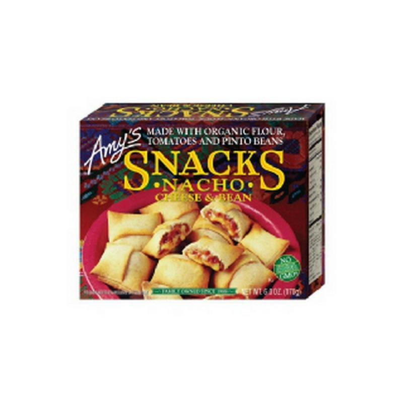 Amys Kitchen Nacho Snack 6 Oz