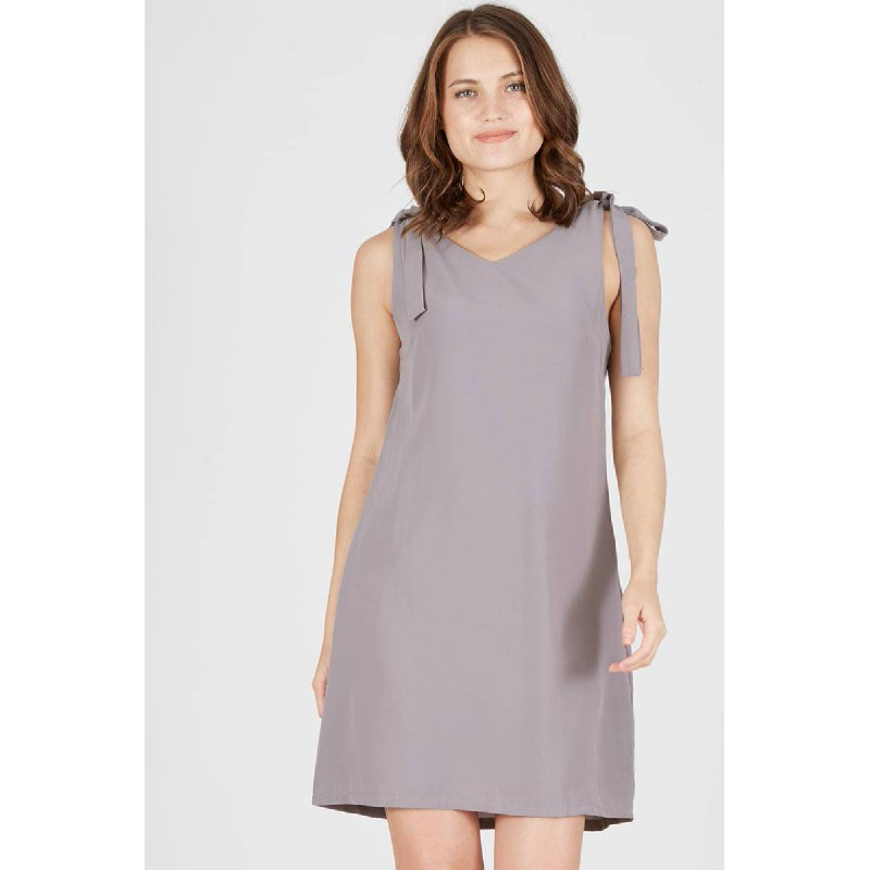 Pixie Dress Grey