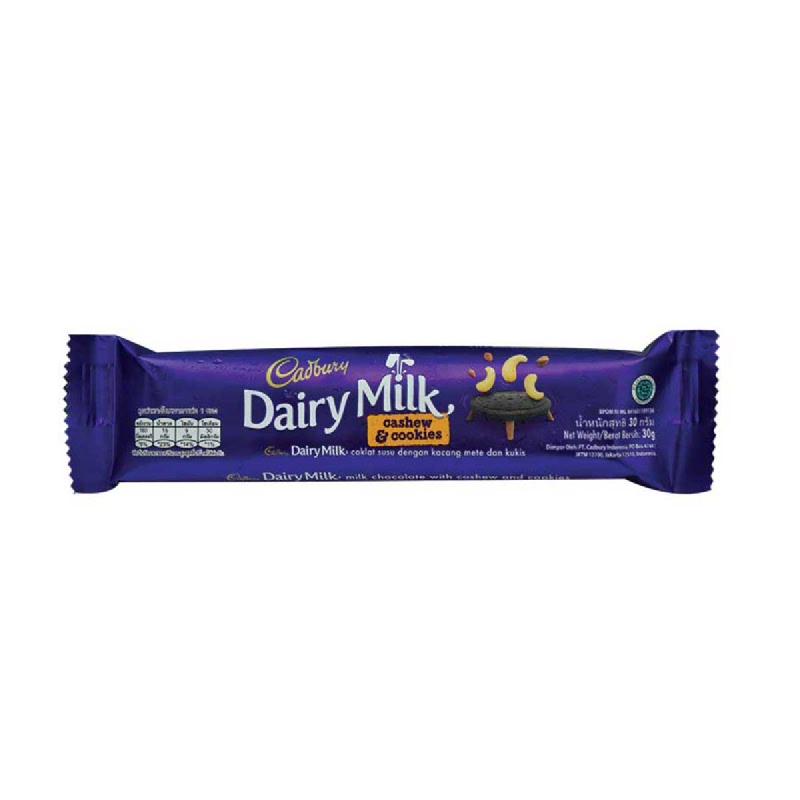 Cadbury Cashew & Cookies 30 Gr