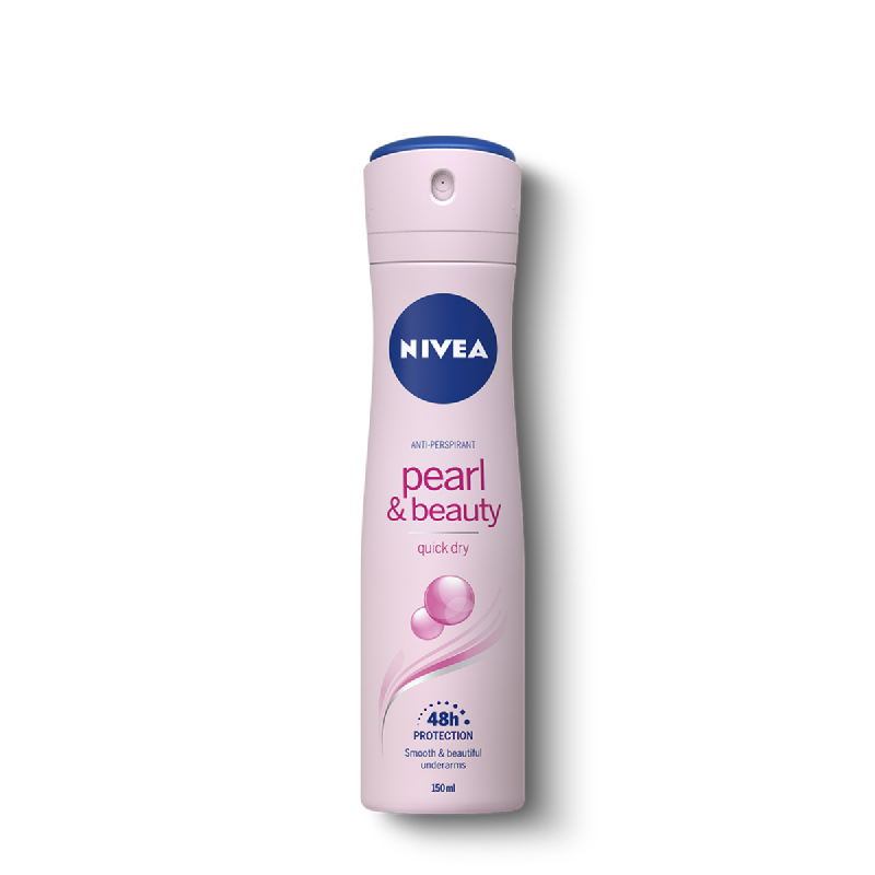 Nivea Deospray Pearl & Beauty 150 Ml