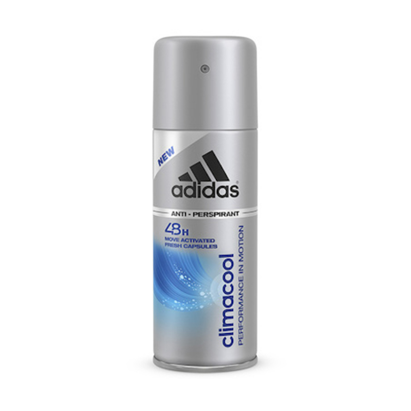 Adidas Men Deo Spray Climacool 48H 150Ml
