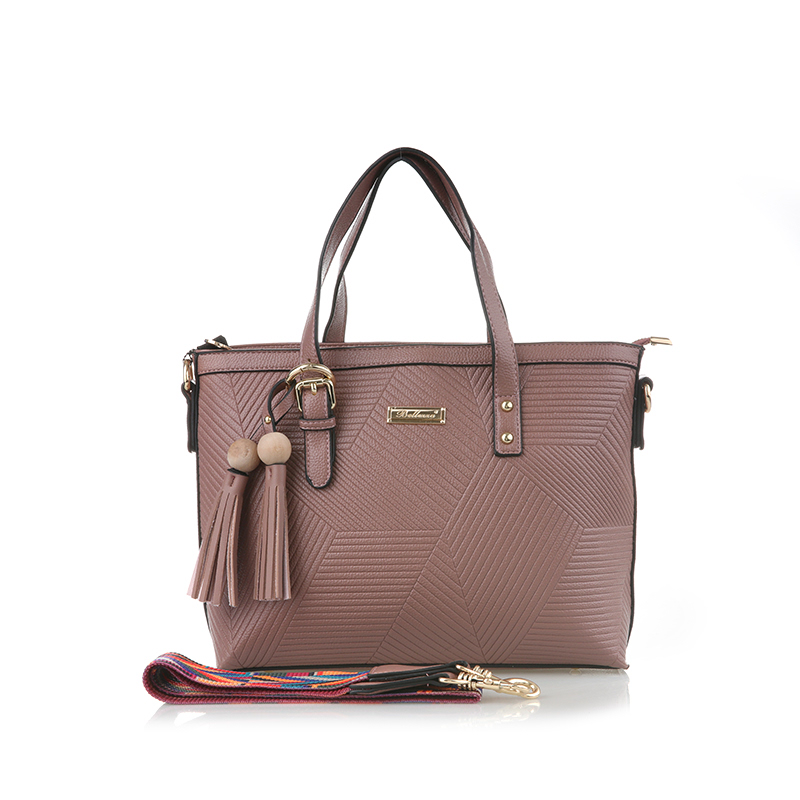 Bellezza Hand Bag 2256-38 Apricot