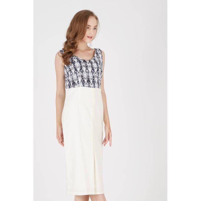 Itania White Dress