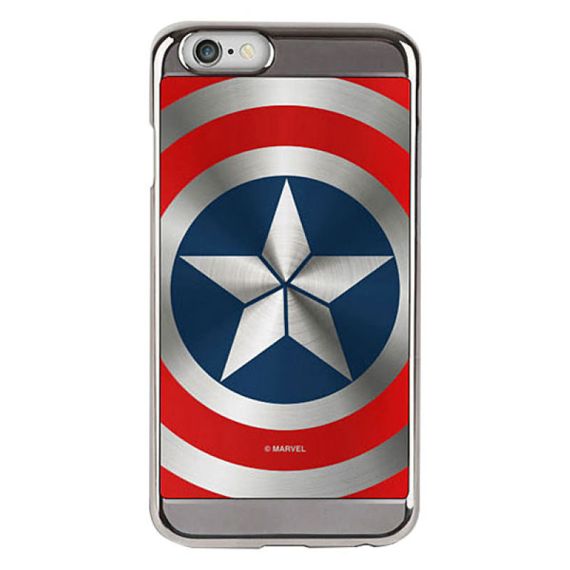 MARVEL Captain America Shield Case for iPhone 6 Plus , 6s Plus