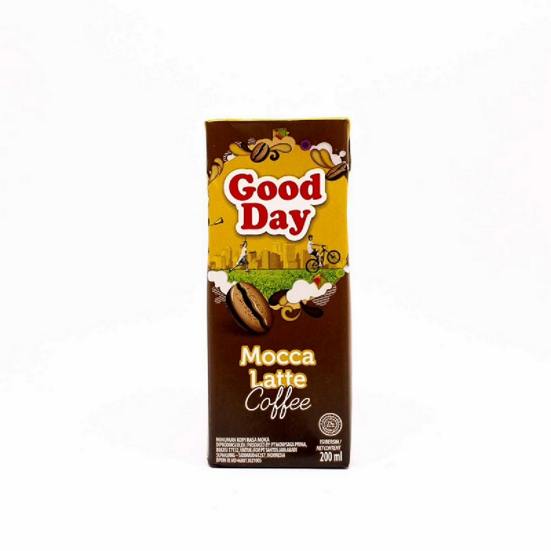 Good Day Mocca Latte 200Ml
