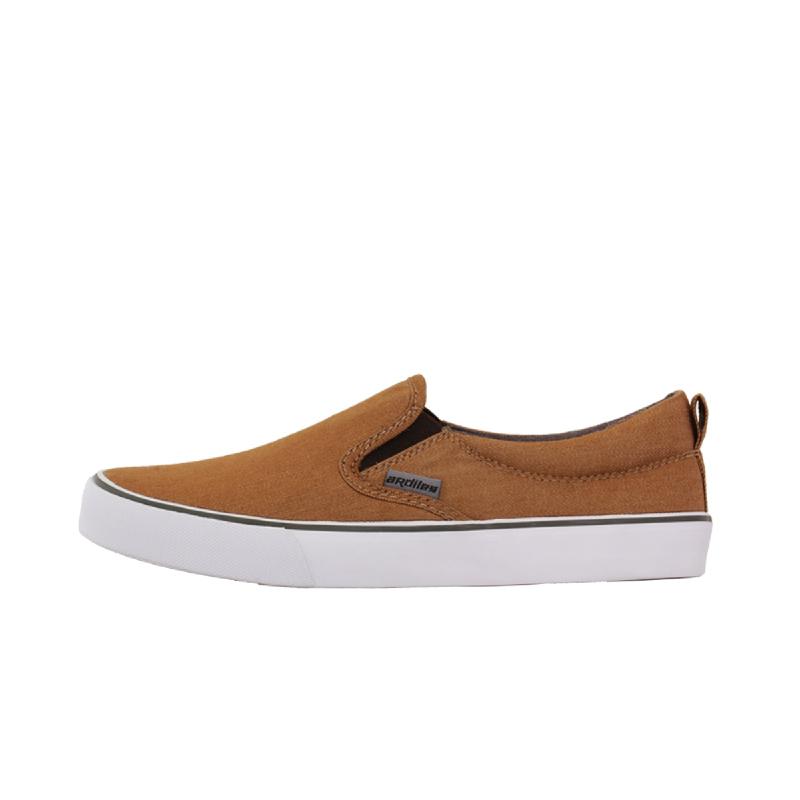 Ardiles Winkler Man Sneakers Shoes Brown