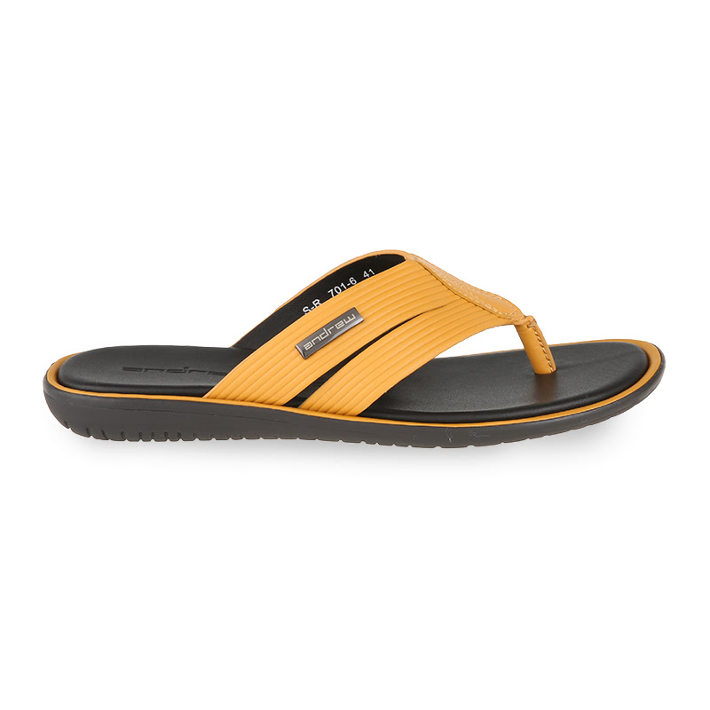 Andrew Sandal Remy Kuning
