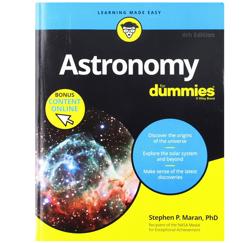 Astronomy For Dummies, 4th Ed