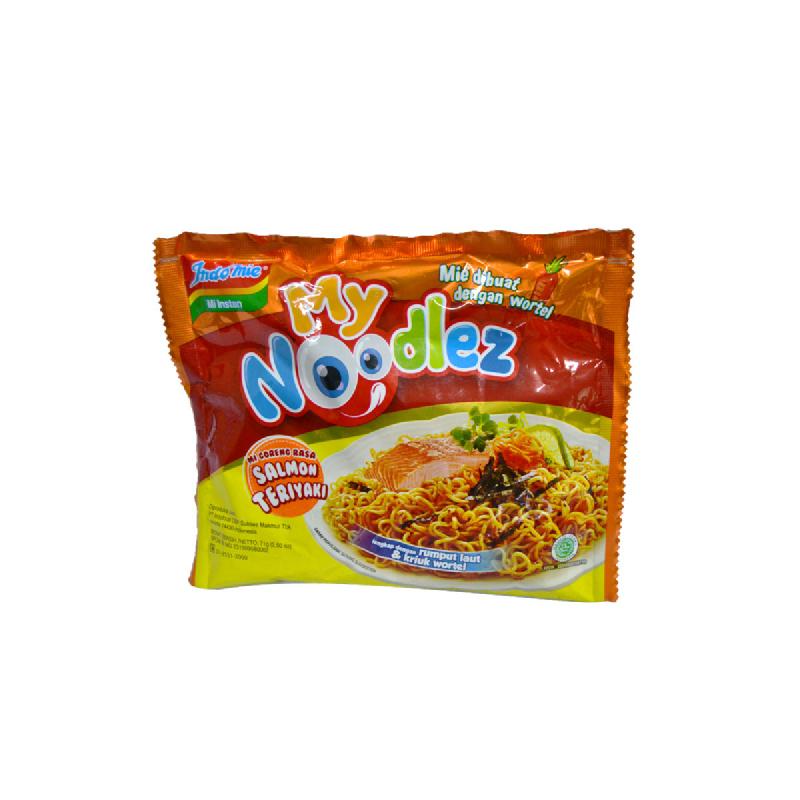 My Noodlez Mie Goreng Salmon Teriyaki 71