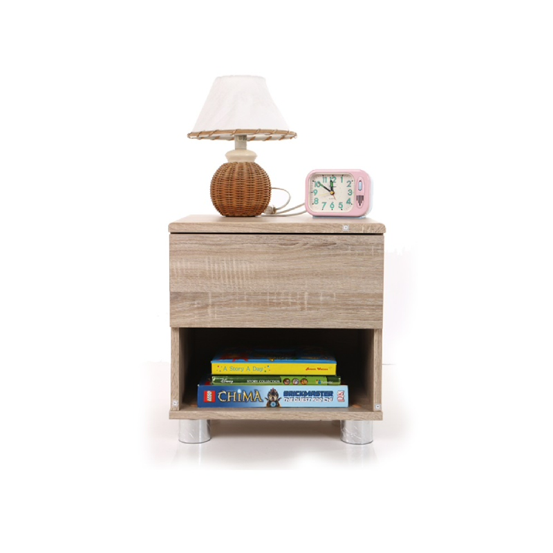 Anya Living Easy Night Stand -SN Oak