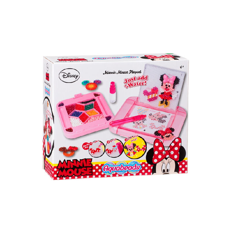 Aquabeads Minnie Mouse Playset TEAQ796788