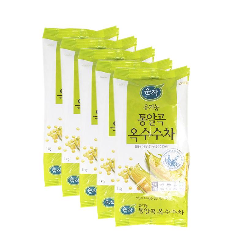 Sempio Roasted Corn Tea 1 kg x 5 Pcs