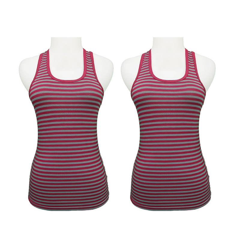 Gudang Fashion Pakaian Tank Top Cantik Red TNP 93 & Tank Top Cantik Red TNP 93