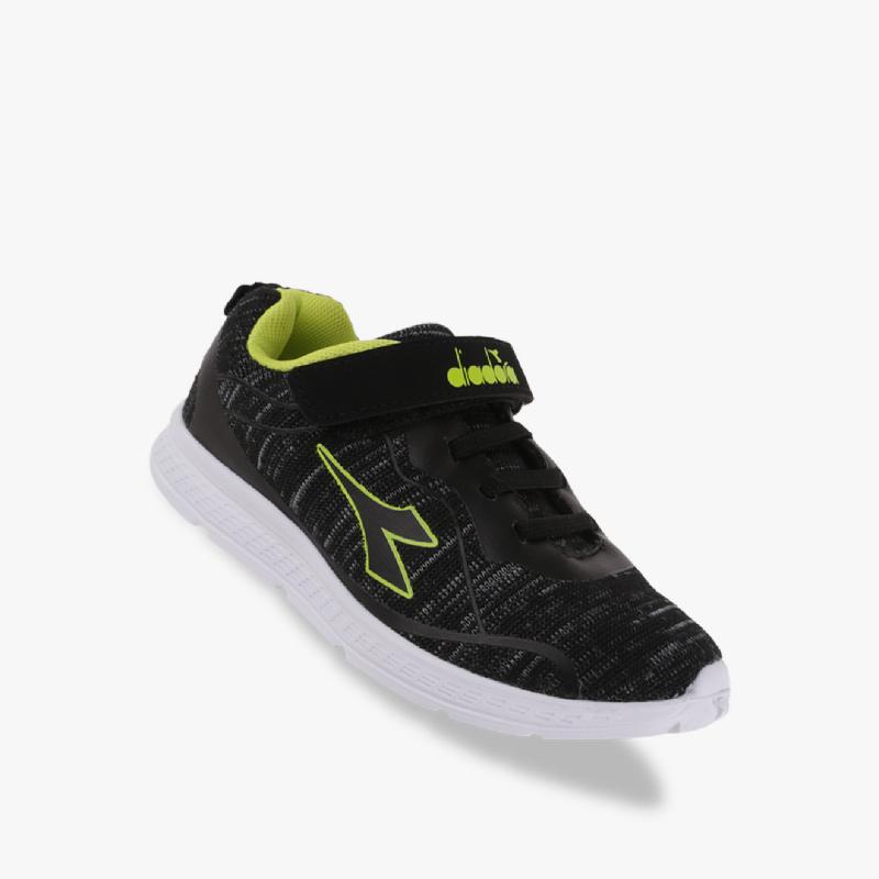 Diadora Geremia Boy Sneakers Shoes Black