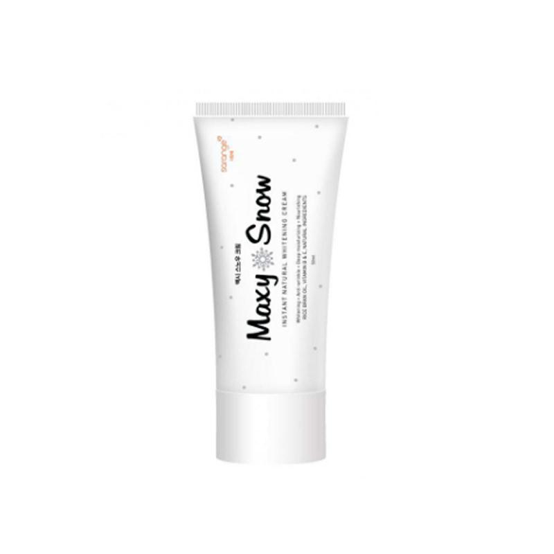 Sarange Maxy Snow Natural Whitening Cream 50ml