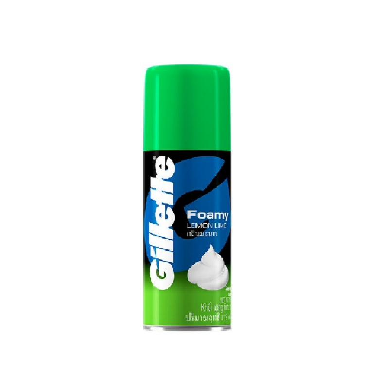 Gillette Foam Lime 175Gr