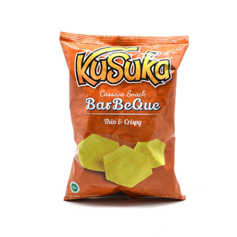 Kusuka Cassava Barbeque 40G