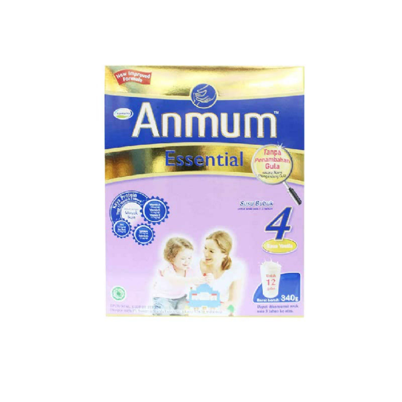 Anmum Essential 4 Vnl Box 340G