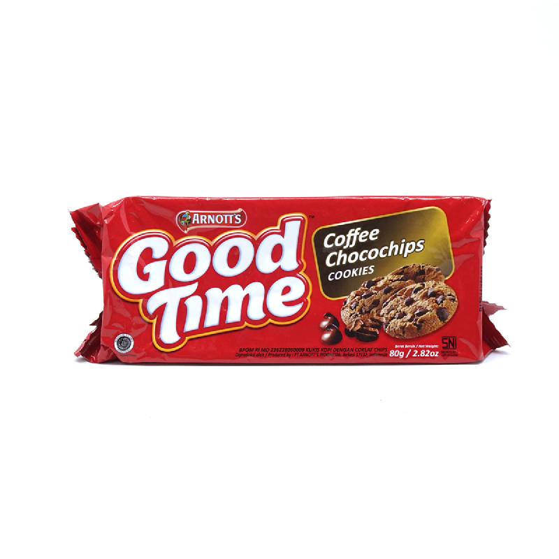 Good Time Cookies Coffee 84G