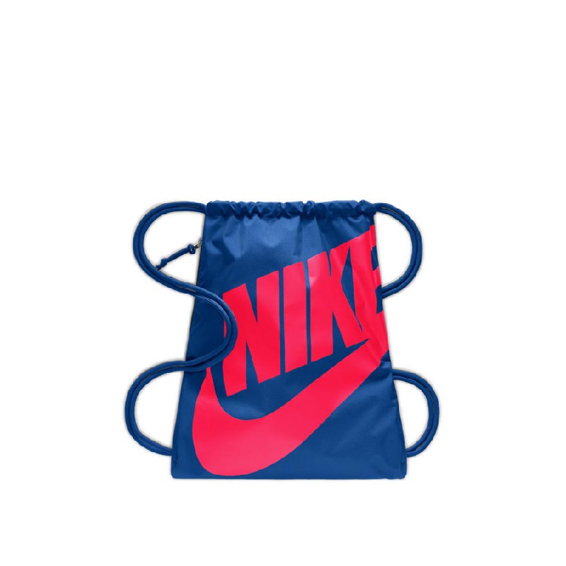 Nike Heritage Adult Unisex Gymsack Blue
