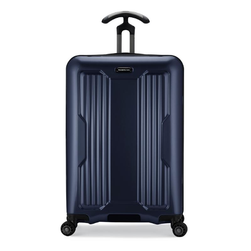 Traveler's Choice Ultimax TSA Koper Hardcase Medium-25 Inch – Navy Blue