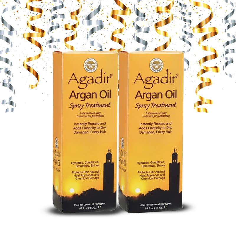 Agadir Argan Oil Spray Treatment Set 1 (Get 2Pcs)
