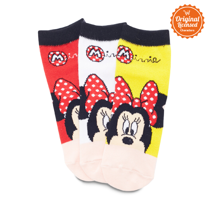 Mickey and Friends Sock Kids 2-4 Tahun NN8GN002