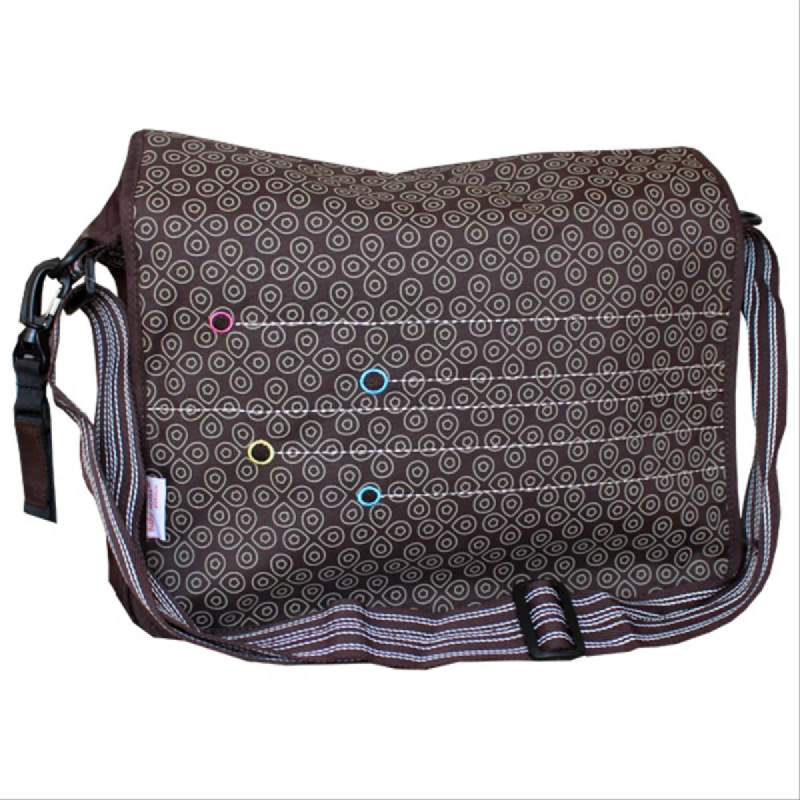 Baby Scots PlatinumScots Mommy Bag 020MB020 Cokelat