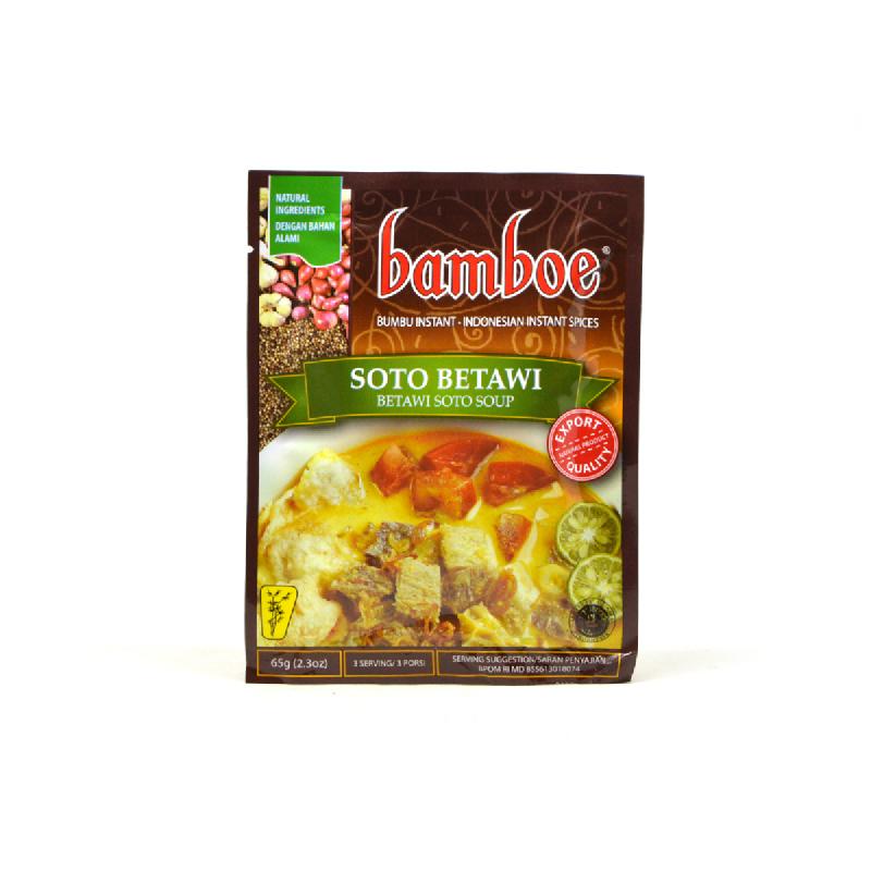 Bamboe Soto Betawi 65G